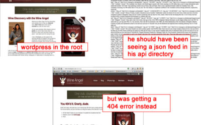 [solved] .htaccess not working in wordpress sub directory