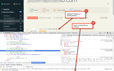 [Solved] Issue with Task Rocket and Jquery using SSL