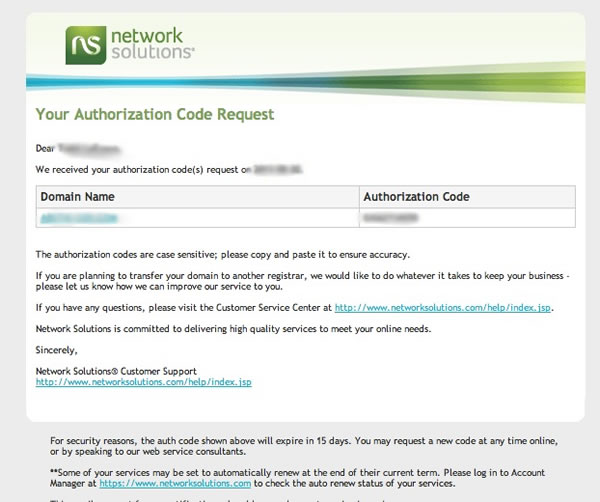 ns-auth-code